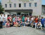 Schimb de experienţă pentru tinerii turci din Măcin